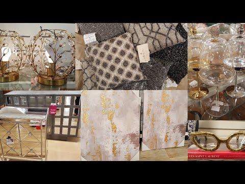 Shop With Me • HomeGoods • Home Decor