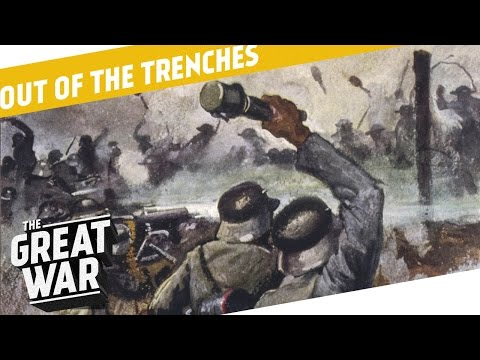 Hand Grenades - The Belgian Army - Flemish Nationalism I OUT OF THE TRENCHES