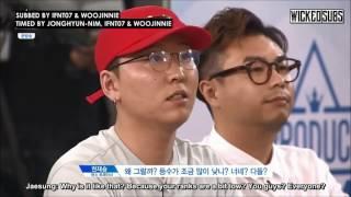 "[ENG SUB] Produce 101 Season 2 Episode 9 ""I Know You Know"" Cut (2/3)"