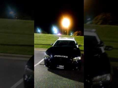 Police Car .....wasting away Mooresville, North Carolina