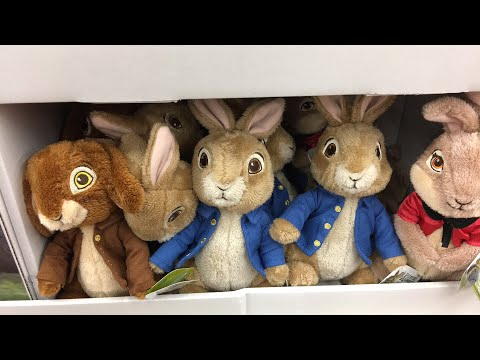Peter Rabbit Movie Toys At Walmart 2018