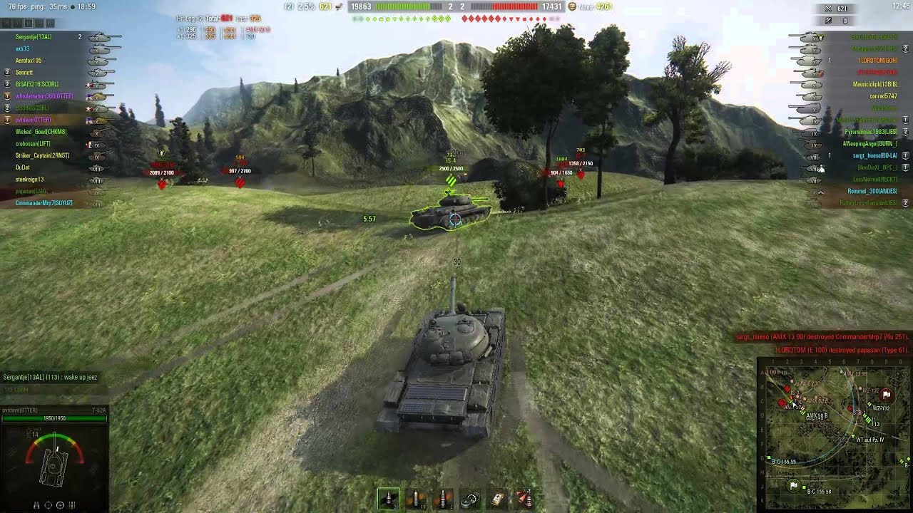 t 62a wot gameplay venice - photo#7