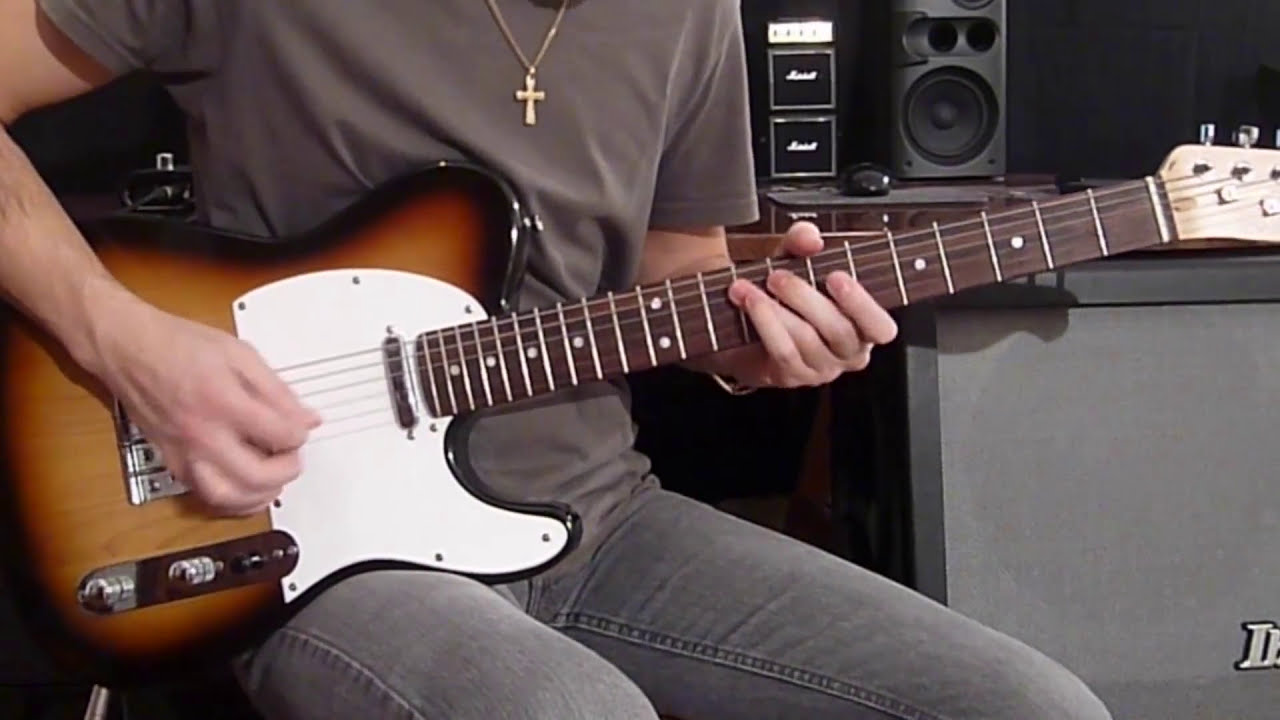 Pink Floyd - Comfortably Numb (Guitar Tutorial) - YouTube
