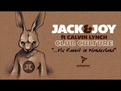 Jack & Joy ft Calvin Lynch_Club Culture (Velvet Rope Mix) [Cover Art]