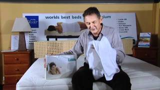 Latex Bedding Company ,  Revorm Bamboo Sheets