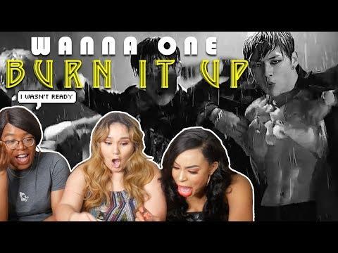 BURN IT UP WANNA ONE MV REACTION || TIPSY KPOP