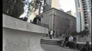 Gino Iannucci and Mark Gonzales - Gonz Gap, EMB