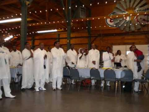Mahibere Kidusan USA Center Annual Assembly