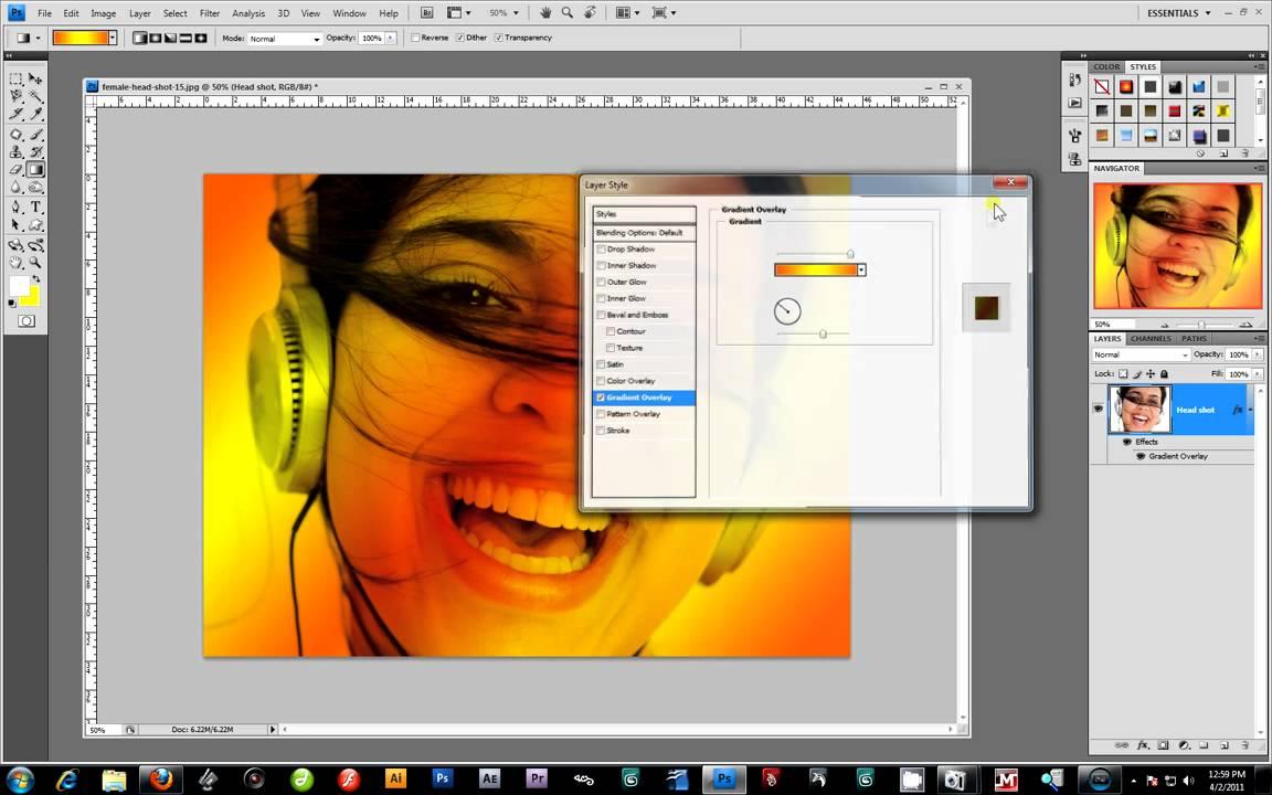 descargar styles para photoshop cs4