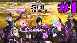 Sol Trigger Gameplay | Part: 1 Just Like Persona! | English Patch v2