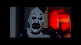 David H Thornton aka Art the Clown talks Terrifier