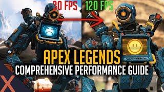Improve FPS in Apex Legends (Comprehensive Guide)
