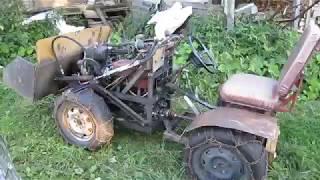переломка. рулевой механизм. видеообзор