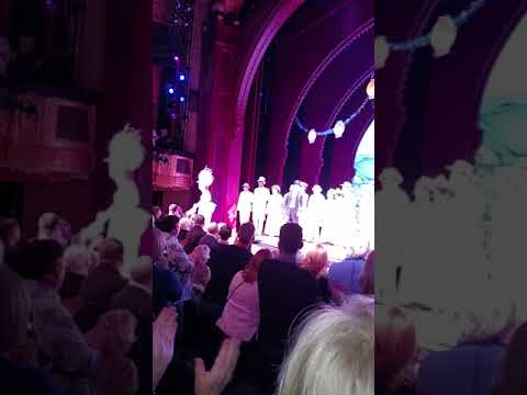 Bette Midler - Hello Dolly Finale 01/14/18