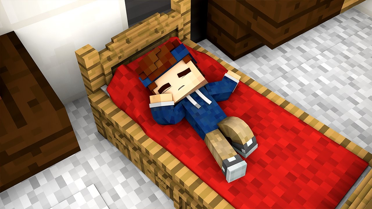 Minecraft - WHO\'S YOUR DADDY? | BABY ERWACHT AUS KOMA!! - YouTube