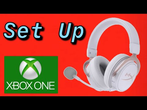 Xbox One How To SET UP Your Mic Headset Headphone NEW!