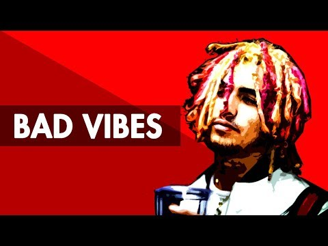"""BAD VIBES"" Dark Trap Beat Instrumental 2017 | Hard Rap Hiphop Freestyle Trap Type Beat | Free DL"