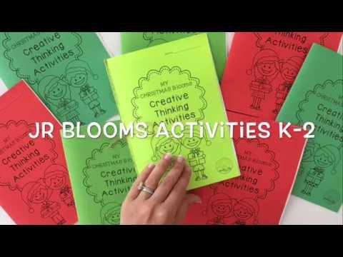 Christmas Creative Thinking activities Grades 1-2