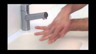Техніка миття рук