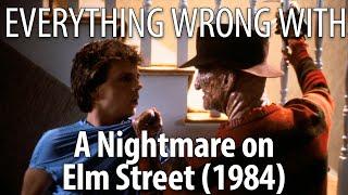 failzoom.com - Everything Wrong With A Nightmare On Elm Street - Original, 1984