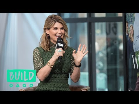 "Lori Loughlin Chats About Hallmark's ""When Calls the Heart"" & Netflix's ""Fuller House"""