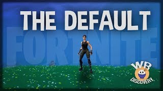 The Default - A Fortnite Documentary (WR Discovery)