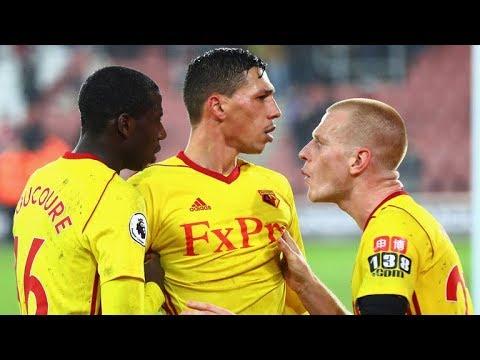 FIFA 18 Watford Career Mode #33 - HOLEBAS FINALLY LEAVES WATFORD!!!!!