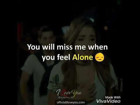 are u miss me