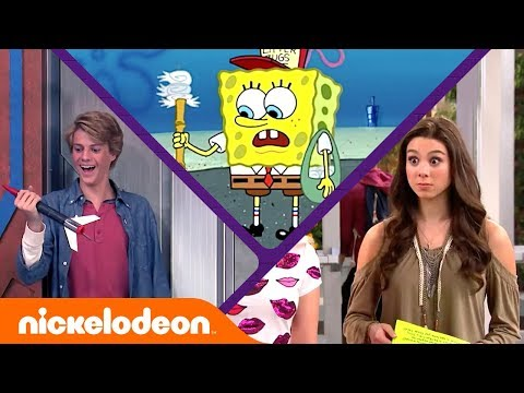 SpongeBob, The Thundermans & More Wish You a HAPPY EARTH DAY 🌎! | Nick
