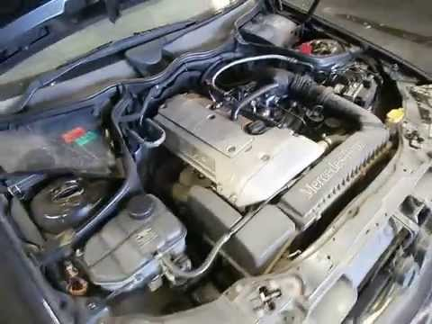 Wrecking 2002 mercedes c class engine 2 0 automatic for How much is service c for mercedes benz