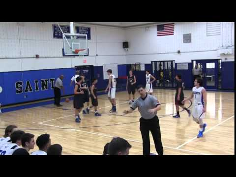 Gerstell Academy vs. St. Mary's Basketball