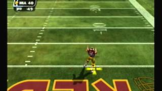 NFL Blitz 2003 - Miami Dolphins at Washington Redskins