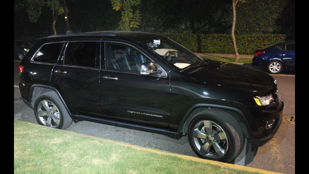 Testdrive Jeep Grand Cherokee Blindada 2014 Youtube