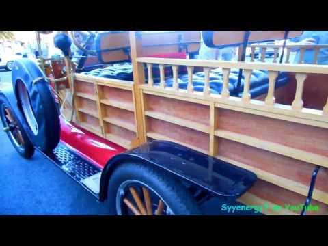 1914 Ford model T very unique body