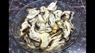 சிப்பி பொரியல் Oysters Recipe