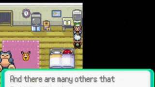 Repeat youtube video May's sleep over- Pokemon emerald hack