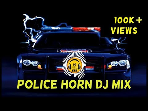 POLICE HORN📣 (Dj Mix) By DJ SPART | Dj Dhan