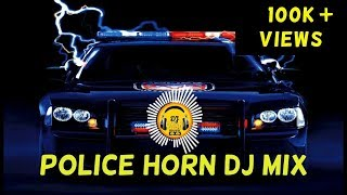 Gambar cover POLICE HORN📣 (Dj Mix) By DJ SPART | Dj Dhan