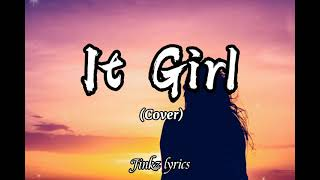 It Girl - Jason Derulo Cover by: Megan Nicole & Jason Chen ( lyrics )