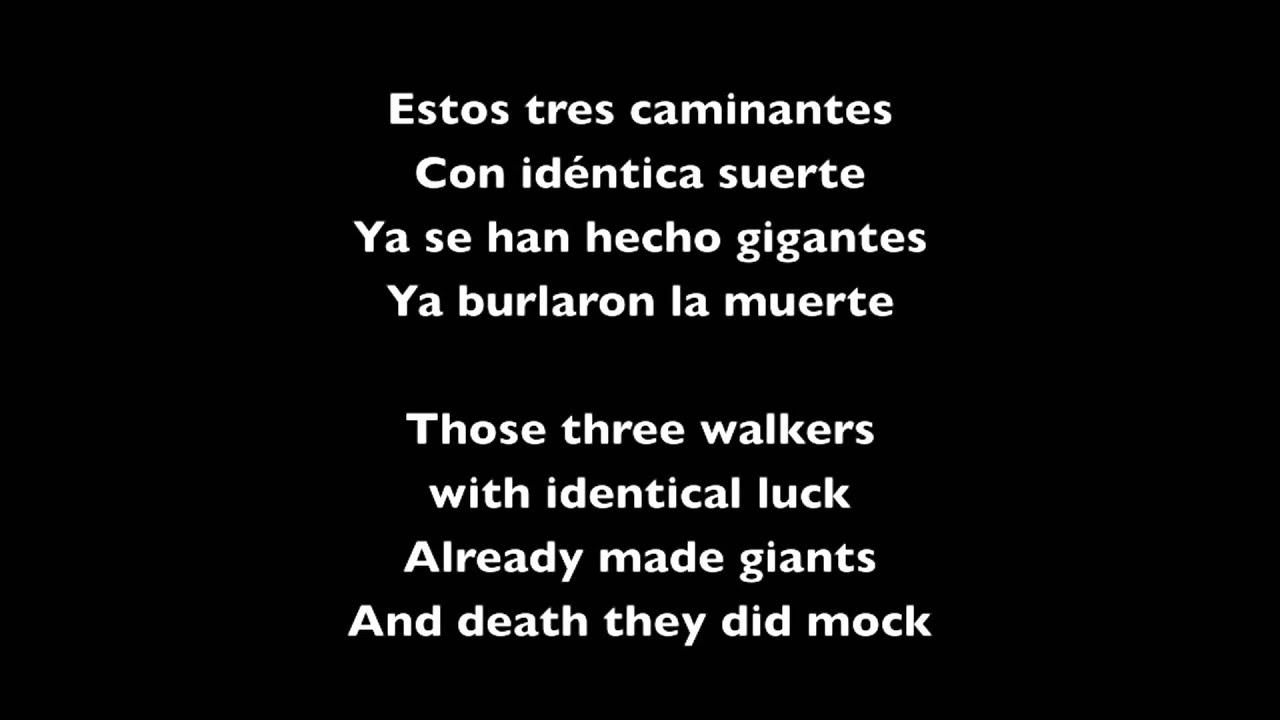 """Silvio Rodriguez """"canción Urgente Para Nicaragua"""" Lyric"""