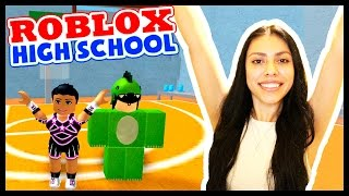 CHEERLEADING TRYOUTS! - ROBLOX HIGH SCHOOL