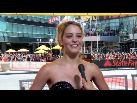 Gage Golightly 2012 MTV VMAs