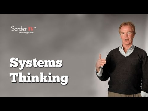 What Is Systems Thinking? By Peter Senge, Author Of The Fifth Discipline