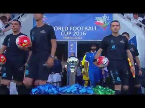 Panjab vs Abhkazia Final of the ConIFA World Football Cup 2016
