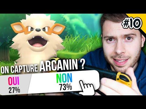 GROS MÉNAGE DANS L'EQUIPE !  - Pokémon Let's Go - YouChoose Challenge #10