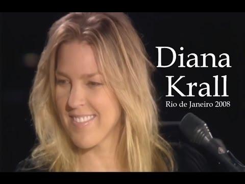 Diana Krall | Live Rio de Janeiro 2008 HD | Teledisco Vídeo Arte
