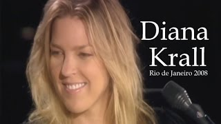 Diana Krall - Live Rio de Janeiro 2008 HD - TelediscoVídeoArte YouTube Videos