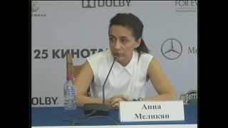 Анна Меликян о музыке в фильме «Звезда»