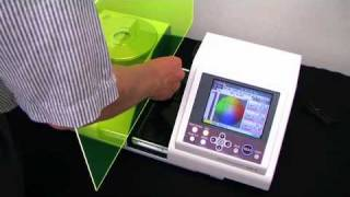 The New CM-5 Spectrophotometer from Konica Minolta Sensing