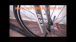 Bicicleta Zenith MANTA 24vel (2007)